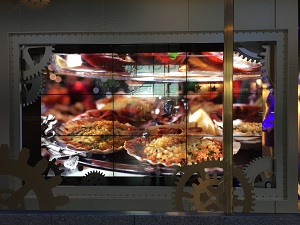 Christmas Displays Coming up? Low Cost Videowalls for Rental or Purchase in Stock!