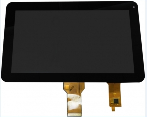 New 10.1 Inch TFT LCD with PCAP Touch Panel