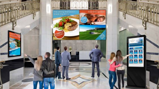 Alternative Uses for Digital Signage
