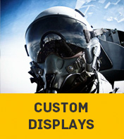 Customized Lumineq Displays may be just the Solution for you