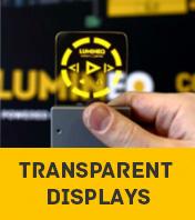 CDS Launch Lumineq Transparent TASEL® Displays