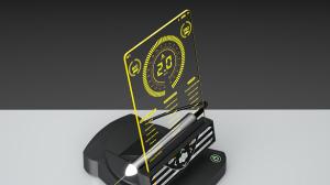 CDS Introduce Lumineq TFEL Displays to their Range