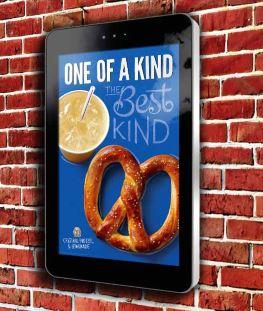 Digital Signage for Restaurants