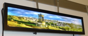 Native Wide Stretched Panels from AUO