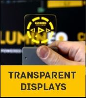 transparent lumineq custom beneq transparent lumineq  EL Electroluminecent display