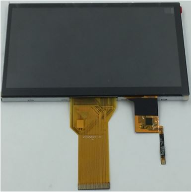 7 Inch PCAP Touch TFT Display, CDS070WV92-V2-CT16