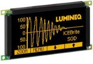 The EL 160.80.50 Series 3.5″ Lumineq TFEL Module