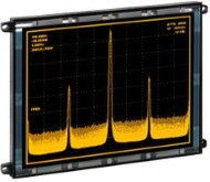 The EL 640.480-AG Series 8.1″ Lumineq TFEL Module
