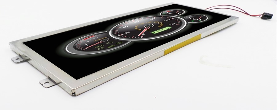 Industrial Ultra Wide Stretched TFT Displays