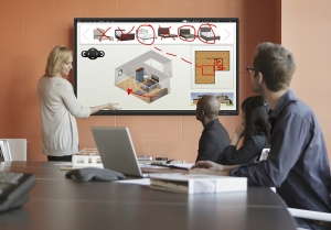 Presentation Touch Displays from CDS