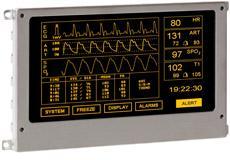 The EL 480.240-PR3 Series 6.4″ Lumineq TFEL Module