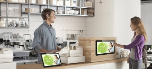 Sometimes it's not Best to Go Large: Small Digital Signage