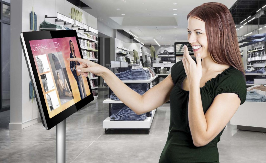 Successfully Implementing a Touch Screen in Retail