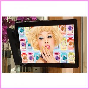 Slimline Digital Advertising Poster Displays in Demo Video