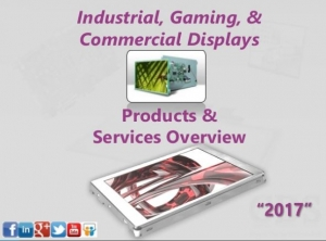 New CDS Industrial Display Presentation January 2017