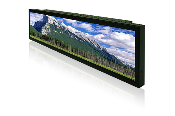 19 inch stretched lcd