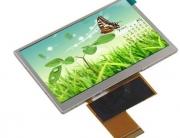 4.3 inch LCD TFT