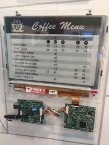 CDS E-Paper module