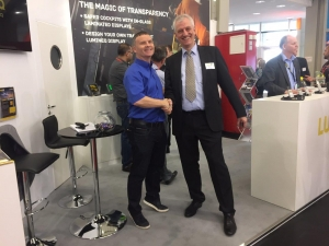 Crystal Display Systems is Appointed Lumineq UK Distributor