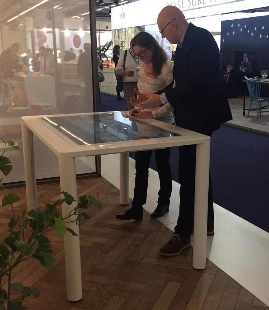 CDS TouchTable Expo