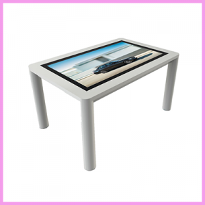 Newly Released Touch Table Displays
