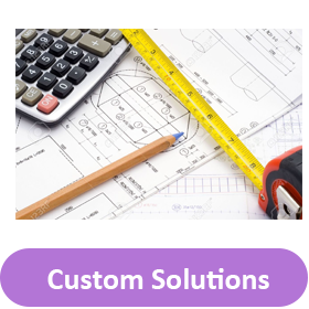 custom solutions button