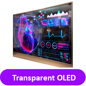 transparent OLED