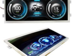 12-3 inch widescreen automotive TFT panel