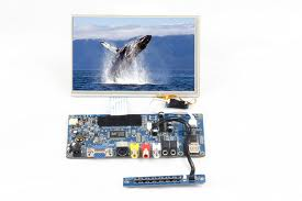 CDS introduces 7.0″ Letterbox TFT LCD panel with Touch