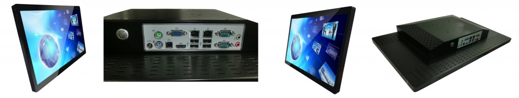 CDS 24 inch panel pc aio