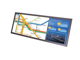 Cutting-Edge 8.8 inch Letterbox TFT LCD from CDS