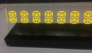 Laminated in Glass Transparent Displays