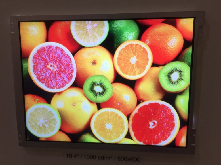 CDS TFT LCD Range – Widest Offered in Europe