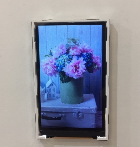 CDS introduces 2.8″ Letterbox industrial TFT LCD panel with Touch screen option