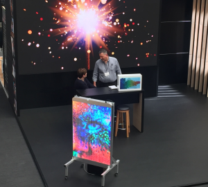 Show-Stopping Displays from CDS for your Next Expo