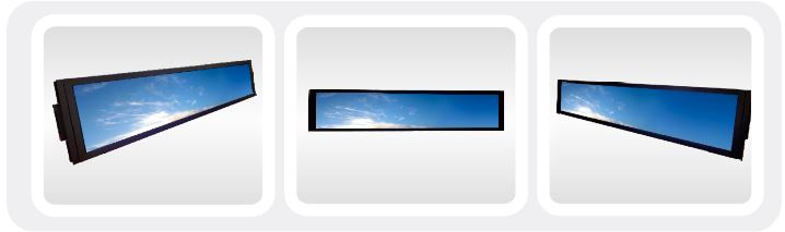 CDS Stretched Panel PC