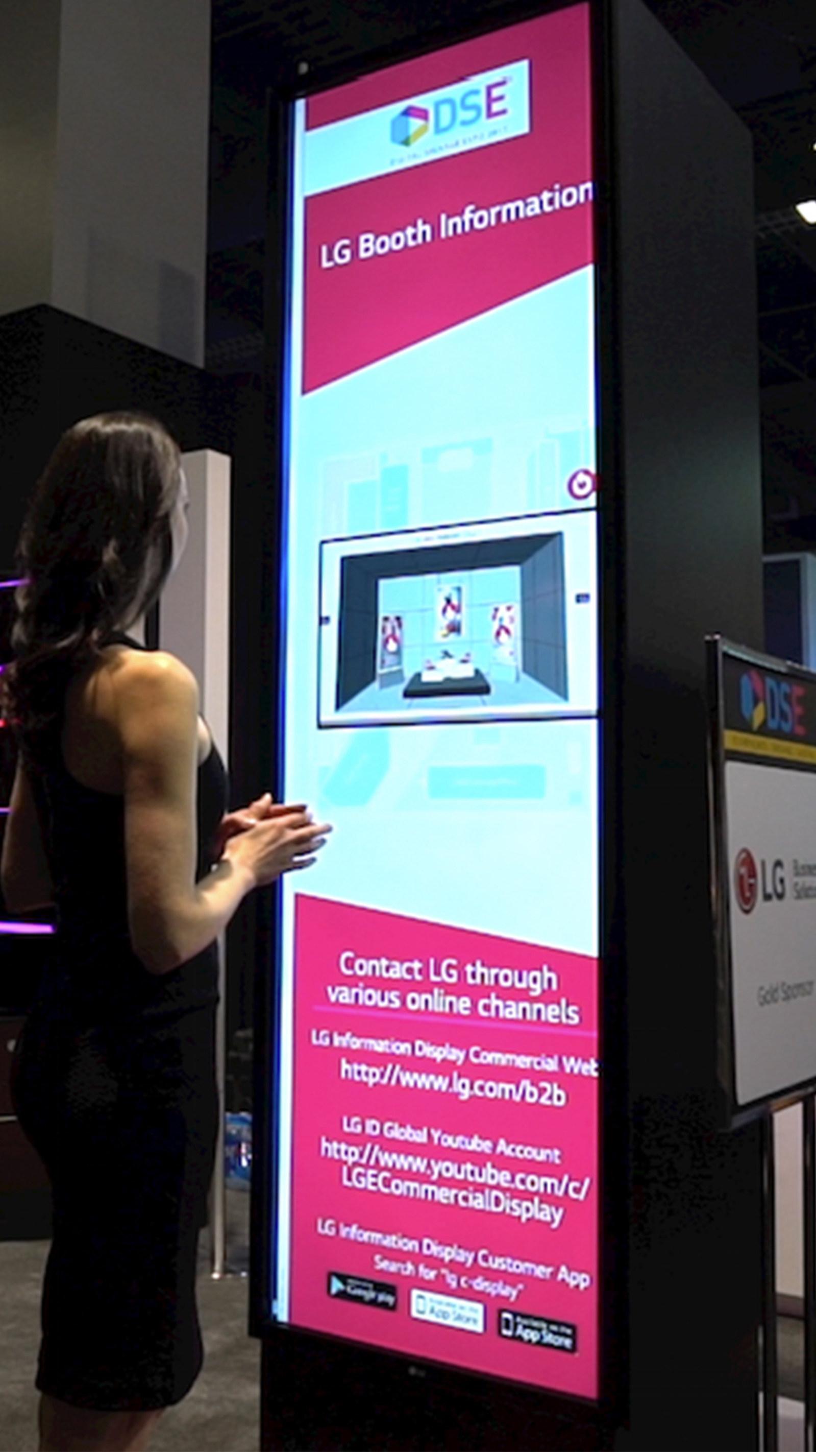 LG Electronics 88-inch LG Ultra Stretch
