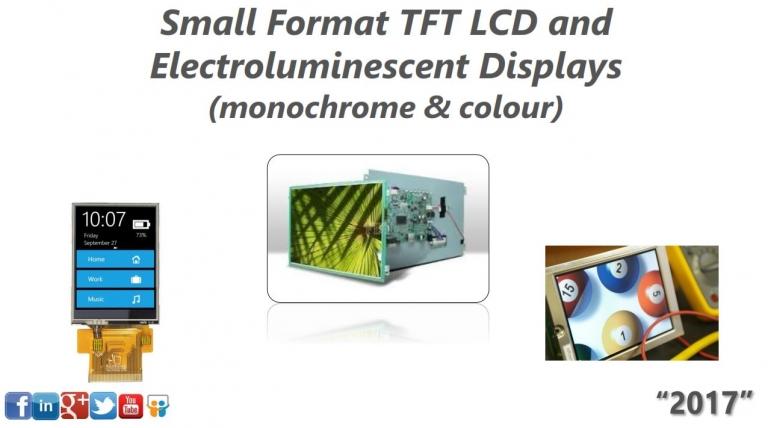CDS Small Format TFT Display Presentation May 2017