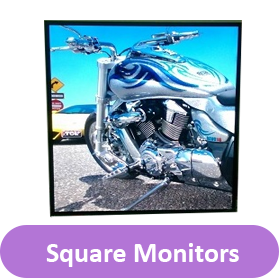 square monitors