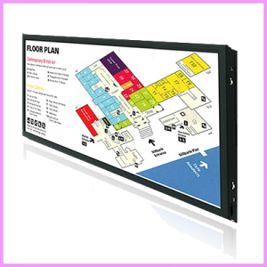 48 inch Stretched Panel PC Display