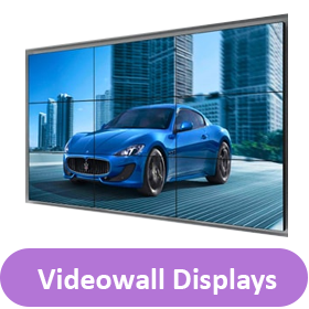 videowall displays