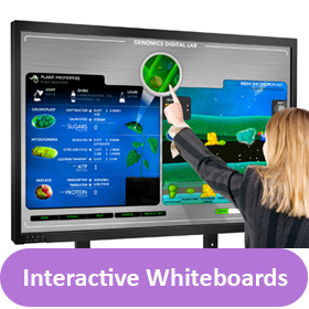 CDS interactive whiteboard
