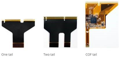 pcap tail designs