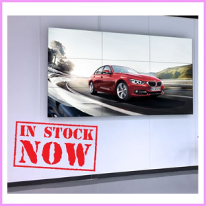 Read more about the article 49″ and 55″ LCD Video Wall Displays for Hire and Purchase