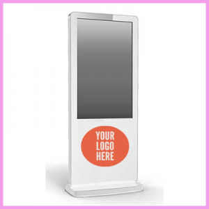 We can Customise Kiosks For You!