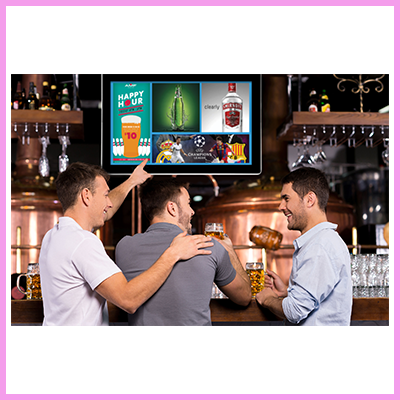 Before Making a Purchase – Digital Signage