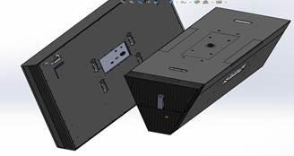 CDS LCD rail display1