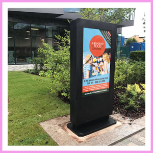 Key Points About Outdoor Digital Signage