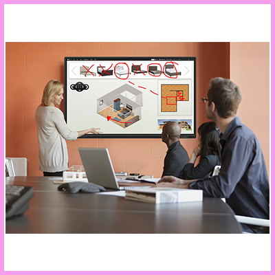 CDS Touch Interactive Whiteboard