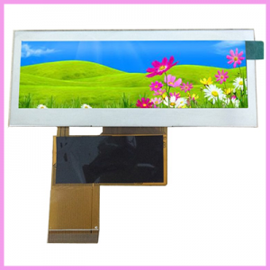 New CDS Panels with Touch 3.2 inch – 4.3 inch